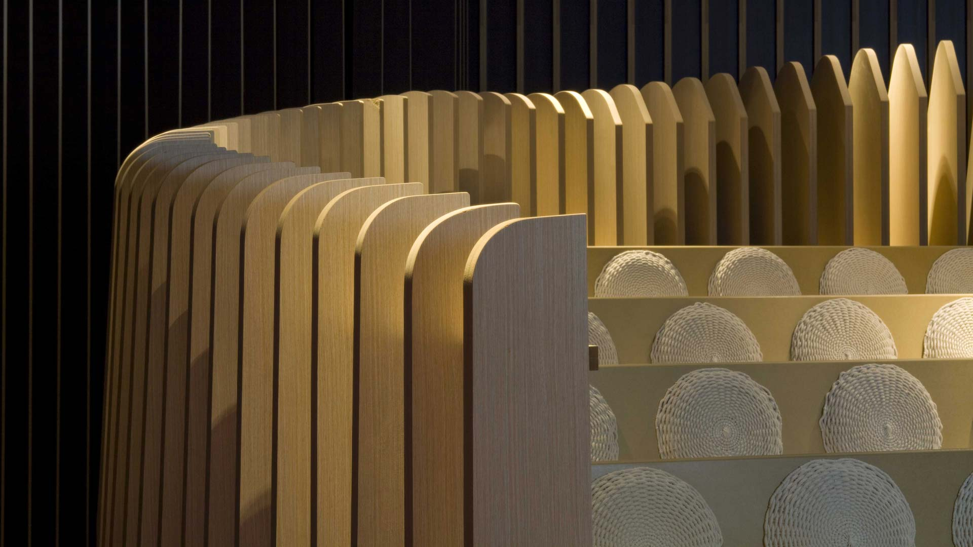 30 Dise O Estrat Gico Stands Exhibidores Locales Muebles A  # Cetrogar Muebles